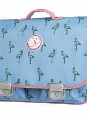 schoolbag - flamingo