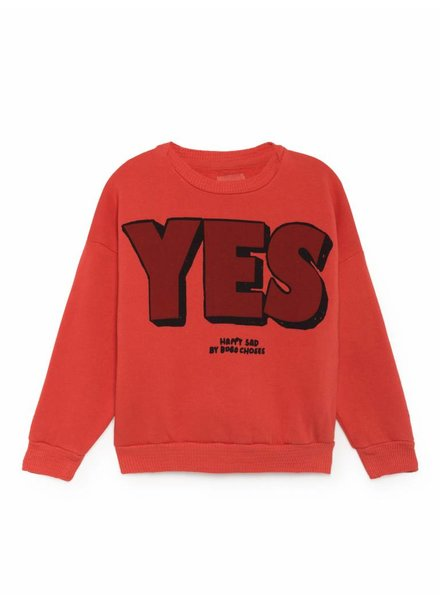 sweatshirt - yes no