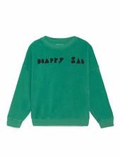 sweatshirt - happy sad
