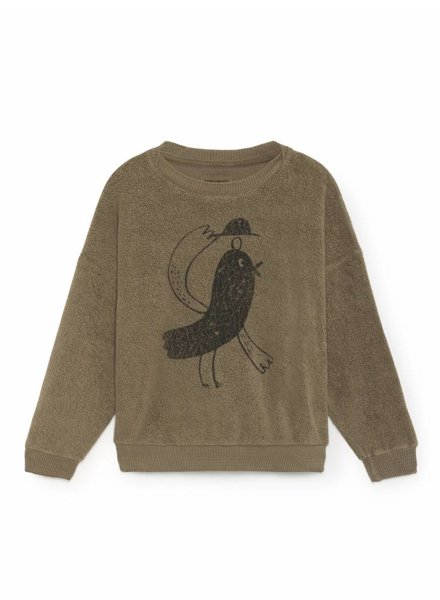 sweatshirt - bird sheep