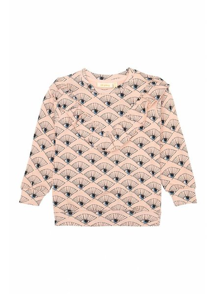 sweater BETSY - rose cloud eyefan