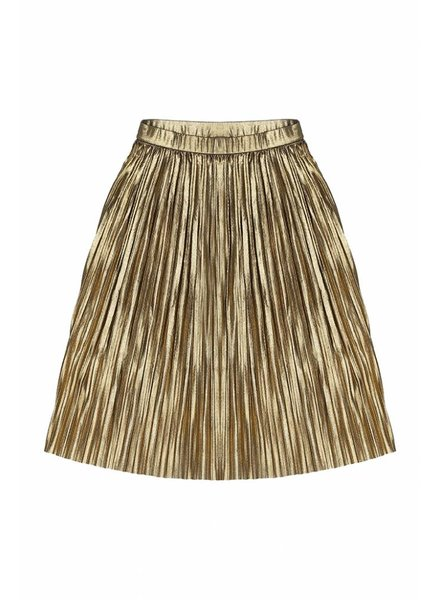 skirt MANDY - gold black