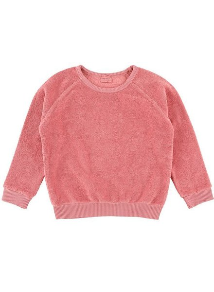 sweater - Bass Teddy Cherry Blossom