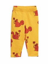 sweatpants  Squirrel - yellow