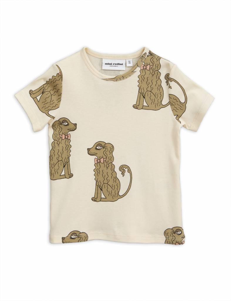 t-shirt Spaniel - offwhite