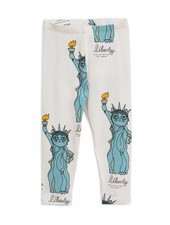 leggings Liberty - light grey
