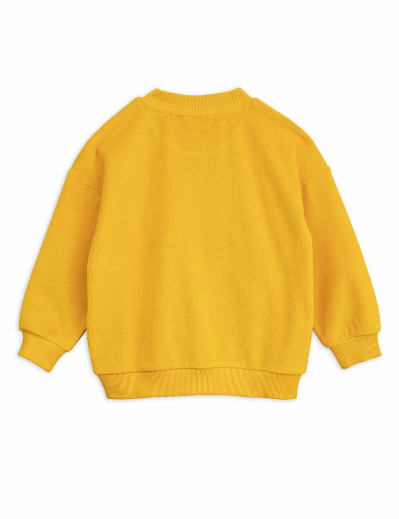 sweater Frog - yellow