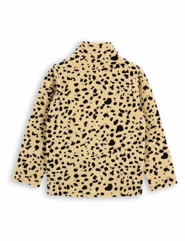 jacket Fleece Spot - beige