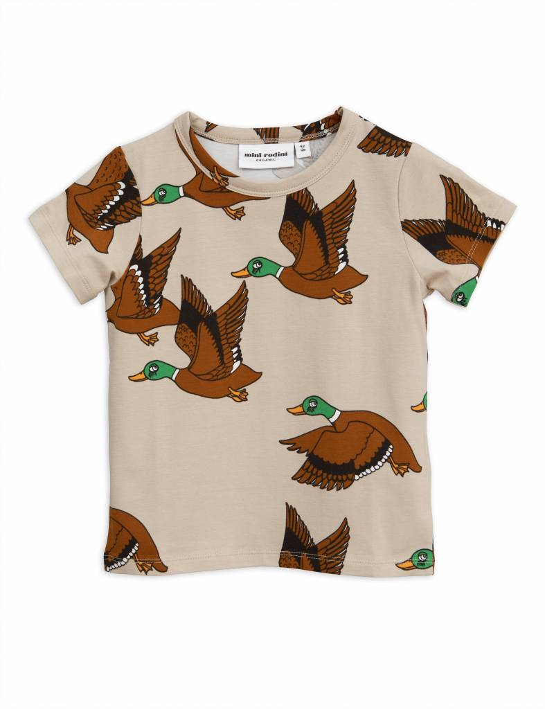 t-shirt Ducks - beige