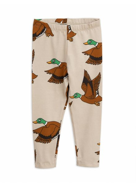 leggings Ducks- beige