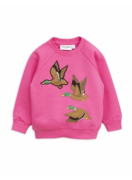 sweater Duck - cerise