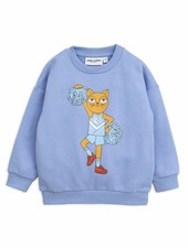 sweater Cheercat - blue
