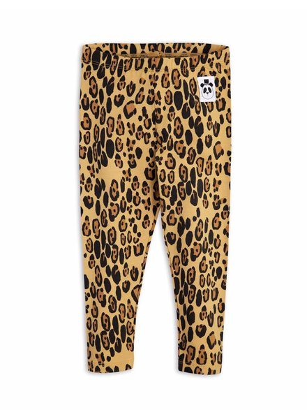leggings Leopard - beige