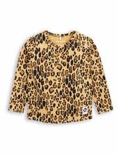 longsleeve Leopard - beige