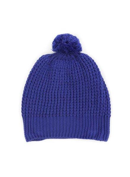 hat - royal blue