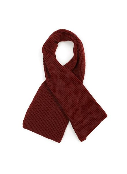 scarf - brick