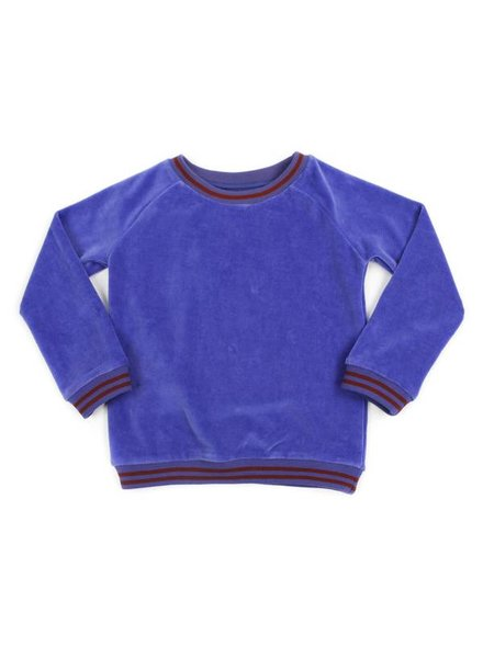 sweater JACKY - royal blue