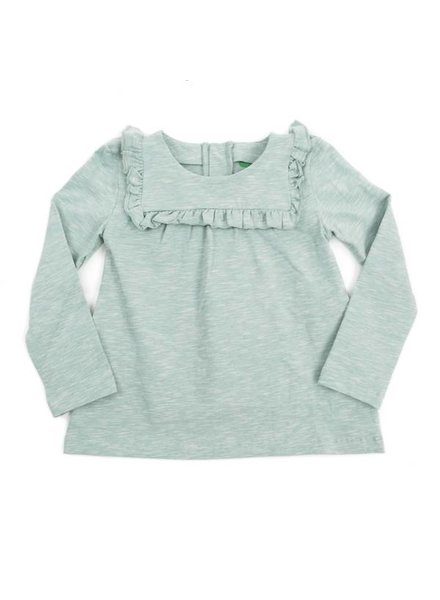 t-shirt GINETTE - sage green