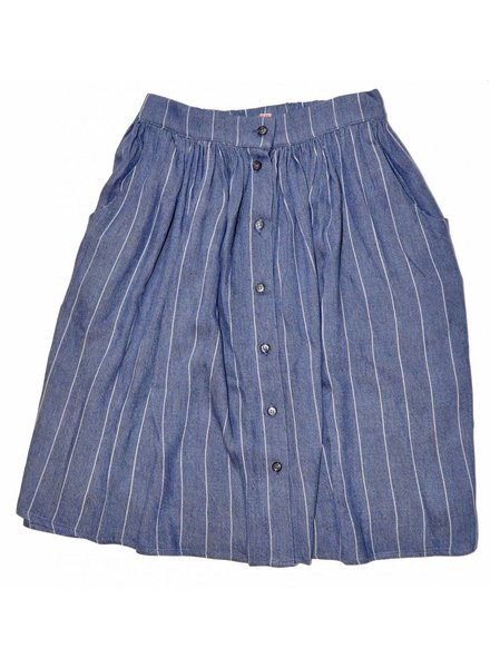 skirt - Haley Reto Bleu