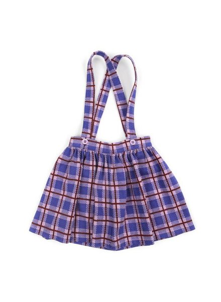 dress CHLOE - tartan