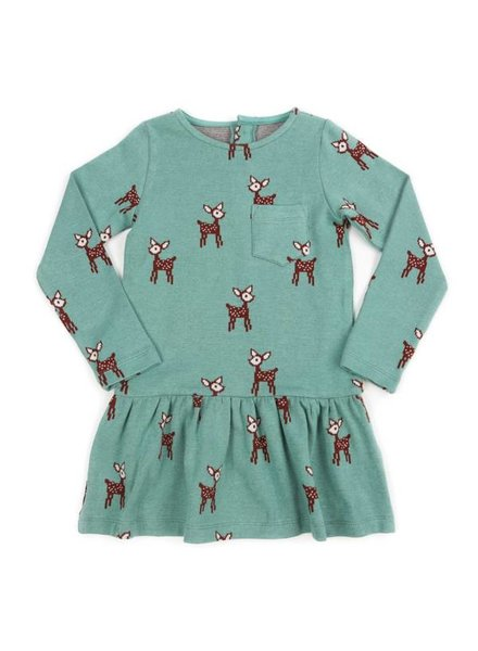 dress FIONA - deer