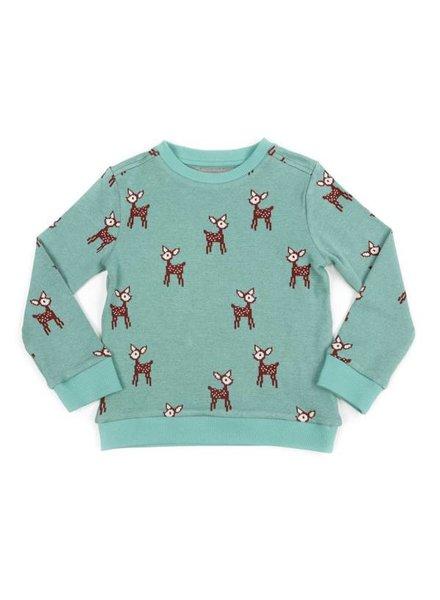 sweater MIKA - deer