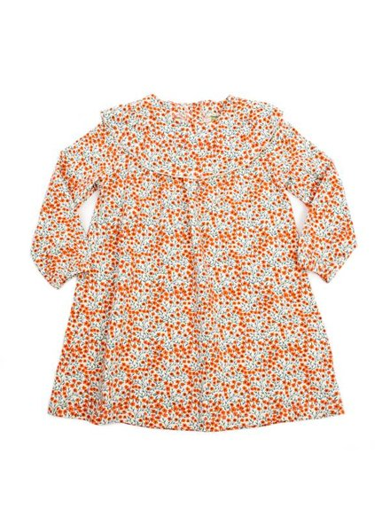 dress SOLANGE - flowers