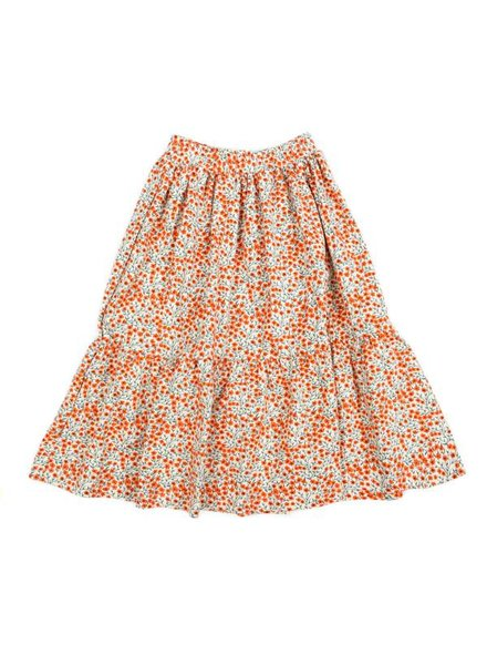 long skirt BENEDICTE - flowers