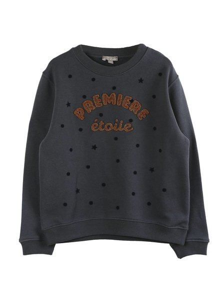 sweater Bitume - Etoile