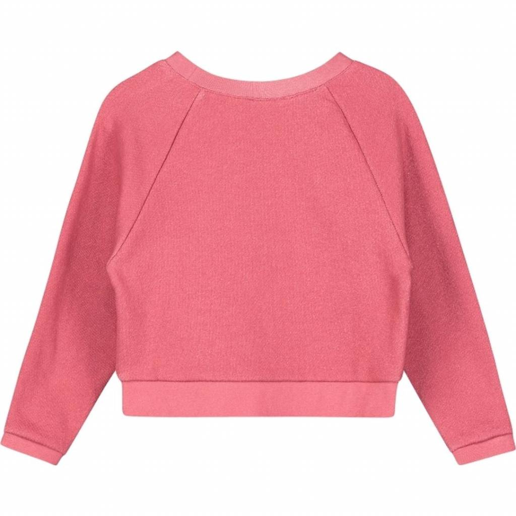 sweater - Cosi rose bud