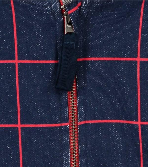sweat jacket - Nils jeans blue