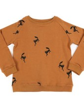 sweater PAVLOV - wandering wolf