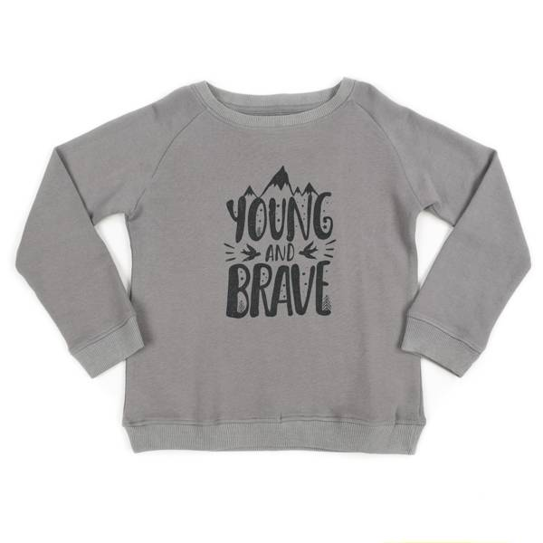 sweater PAVLOV - young and brave