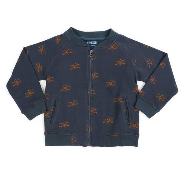 bomber jacket PACO - golden eagle
