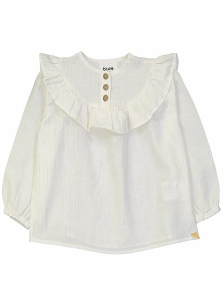 blouse Fairy - Craie/Gold