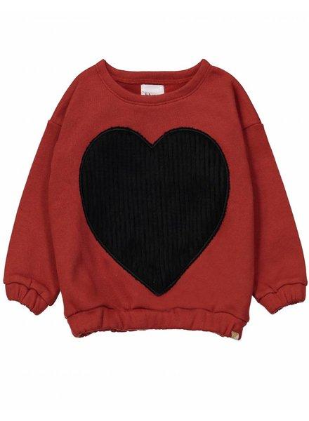 sweater Chaud Devant - Bordeaux