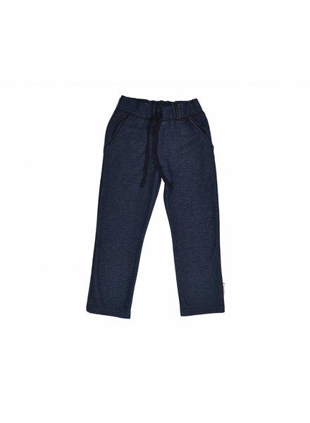 straight pants Denim Blue