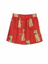 skirt Spaniels - red