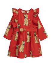 dress Spaniels - red