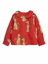 blouse Spaniel - red