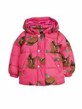 jacket Ducks - cerise