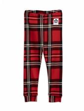 leggings Check - red