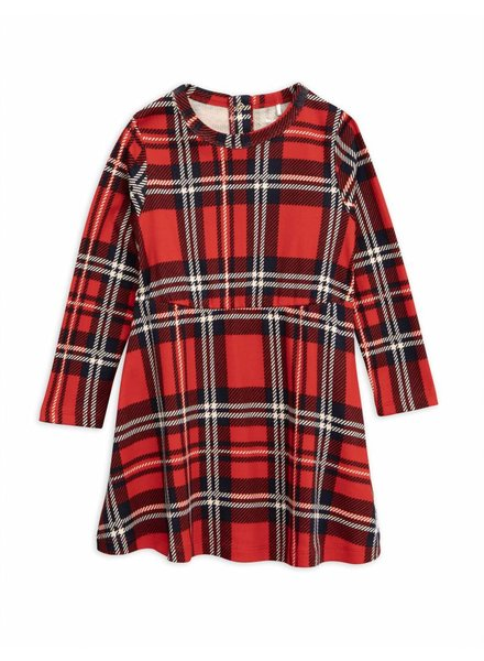 dress Check - red