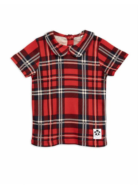 t-shirt Check - red
