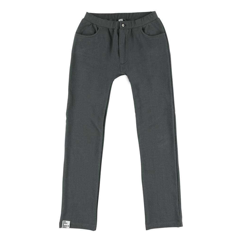 skinny sweatpants Antracite