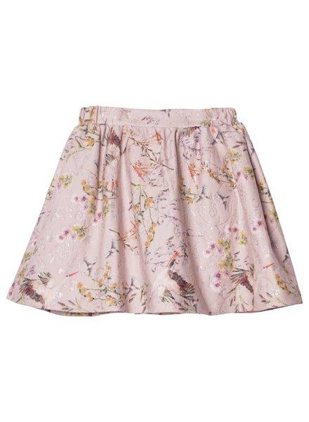 skirt birds Dagmar - lilac stone