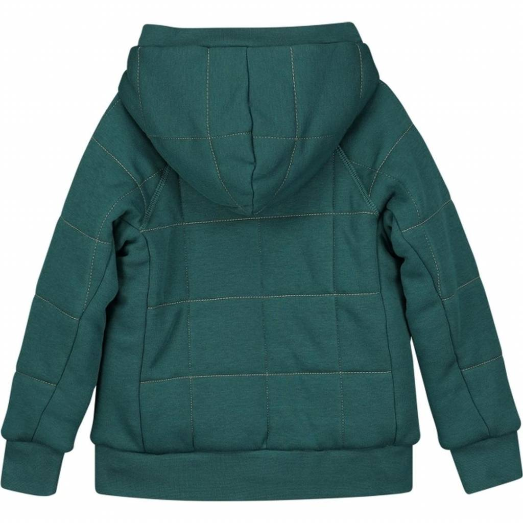 jacket sweat - SEP forest green