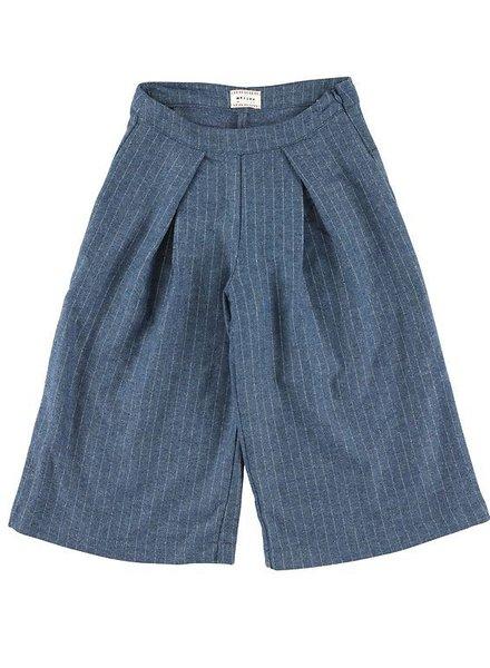 pants girls - Ileana Karate Bleu