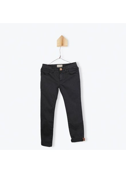 pantalon Gabardine stretch - anthracit