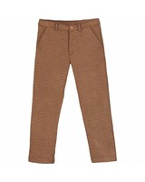 trousers - ASTOR moka